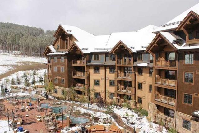 1979 Ski Hill Road 1310CD, Breckenridge, CO 80424 (MLS #S1008029) :: Colorado Real Estate Summit County, LLC