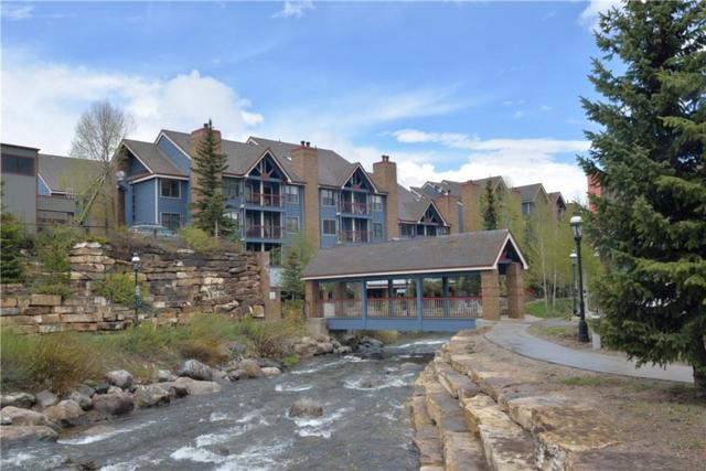 100 S Park Avenue S W308, Breckenridge, CO 80424 (MLS #S1008082) :: Resort Real Estate Experts