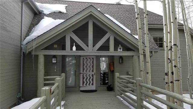 25 Wintergreen Circle, Keystone, CO 80435 (MLS #S1008142) :: Resort Real Estate Experts