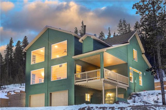 401 N Aspen Street, Alma, CO 80420 (MLS #S1008205) :: Colorado Real Estate Summit County, LLC