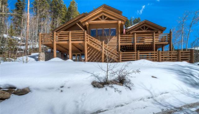 256 Robbers Nest Drive, Breckenridge, CO 80424 (MLS #S1008211) :: Resort Real Estate Experts