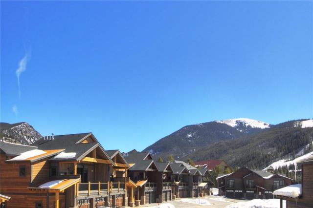 87 Erickson Loop 7A, Keystone, CO 80435 (MLS #S1008215) :: Colorado Real Estate Summit County, LLC
