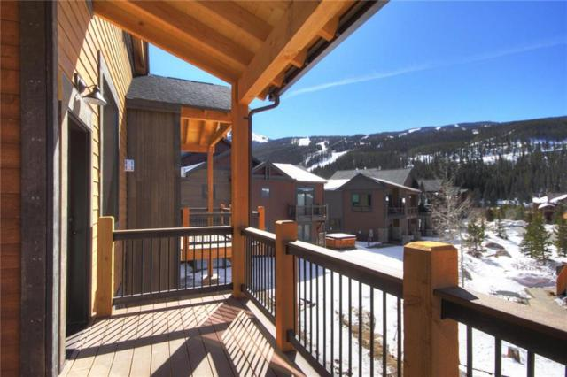 89 Erickson Loop 7B, Keystone, CO 80435 (MLS #S1008216) :: Colorado Real Estate Summit County, LLC