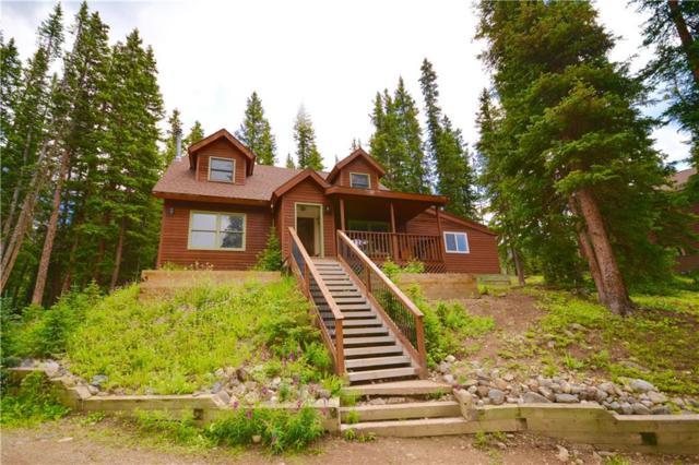 654 Cr 672 Road, Breckenridge, CO 80424 (MLS #S1008227) :: Colorado Real Estate Summit County, LLC