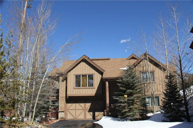 411 Kestrel Lane, Silverthorne, CO 80498 (MLS #S1008236) :: Colorado Real Estate Summit County, LLC