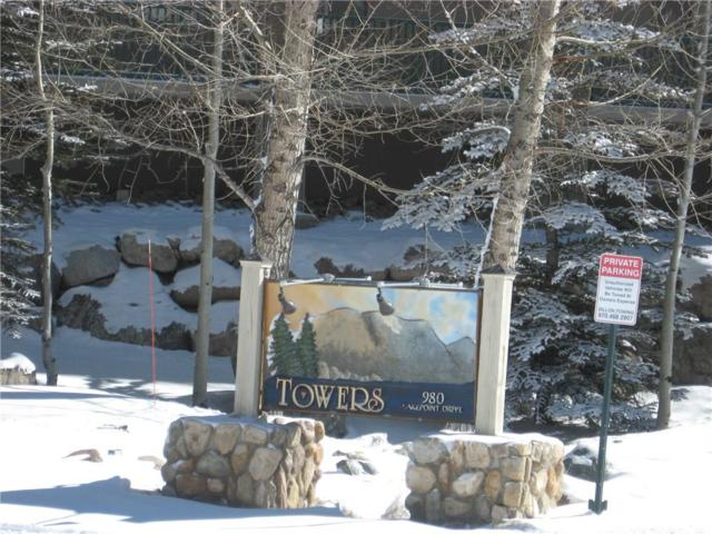 980 Lakepoint Drive #706, Frisco, CO 80443 (MLS #S1008243) :: Colorado Real Estate Summit County, LLC