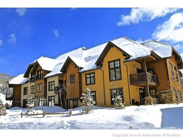 172 Beeler Place 114 C, Copper Mountain, CO 80443 (MLS #S1008250) :: Colorado Real Estate Summit County, LLC