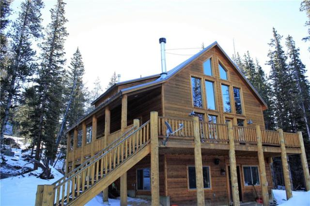 299 T R Drive, Fairplay, CO 80440 (MLS #S1008265) :: Resort Real Estate Experts