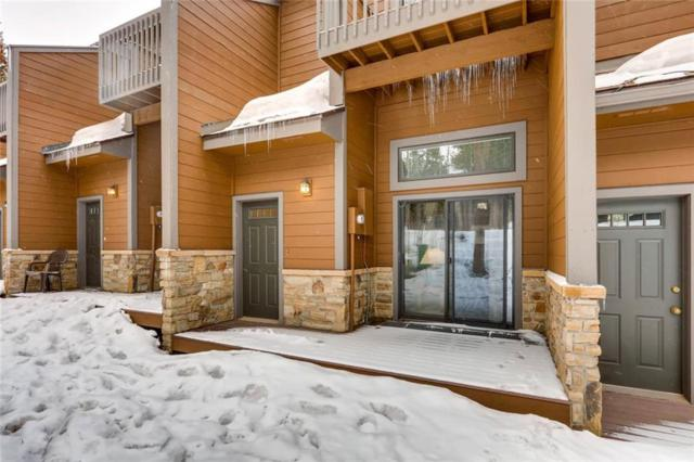 300 Primrose Path #36, Breckenridge, CO 80424 (MLS #S1008276) :: Resort Real Estate Experts