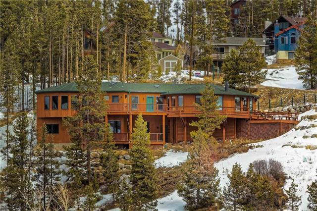 99 & 97 Fairview Boulevard, Breckenridge, CO 80424 (MLS #S1008278) :: Colorado Real Estate Summit County, LLC