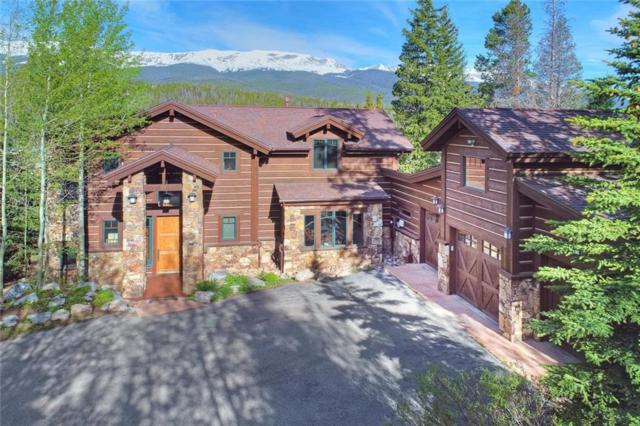 11 Barney Ford Drive, Breckenridge, CO 80424 (MLS #S1008289) :: Colorado Real Estate Summit County, LLC