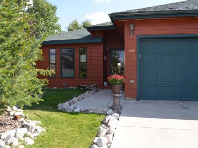 358 N Chipmunk Circle, Silverthorne, CO 80498 (MLS #S1008293) :: Colorado Real Estate Summit County, LLC