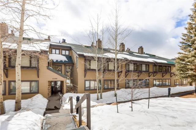 22300 Us Hwy 6 #1745, Keystone, CO 80435 (MLS #S1008300) :: Resort Real Estate Experts