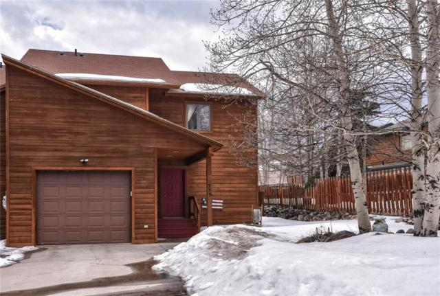 539 Bighorn Circle, Silverthorne, CO 80498 (MLS #S1008306) :: Colorado Real Estate Summit County, LLC