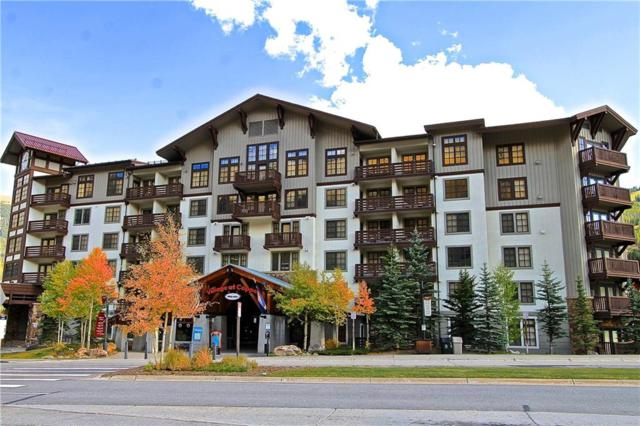 910 Copper Road #316, Copper Mountain, CO 80443 (MLS #S1008311) :: Colorado Real Estate Summit County, LLC