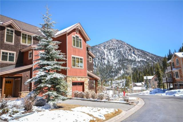 136 Tip Top Trail #6545, Keystone, CO 80435 (MLS #S1008472) :: Colorado Real Estate Summit County, LLC