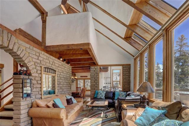 438 County Rd 802, Breckenridge, CO 80424 (MLS #S1008529) :: Colorado Real Estate Summit County, LLC
