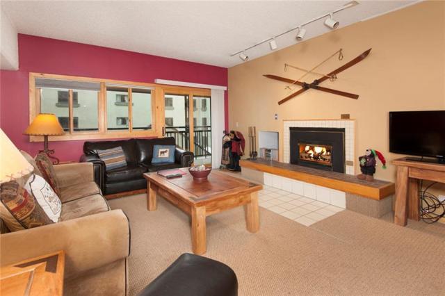 645 S Park Avenue #3302, Breckenridge, CO 80424 (MLS #S1008536) :: Resort Real Estate Experts