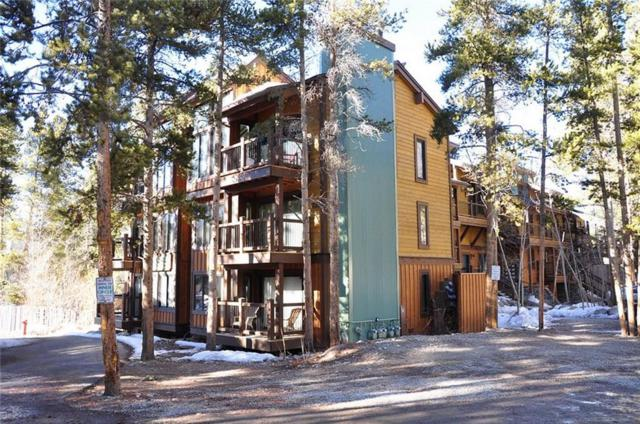 820 Columbine Road #1, Breckenridge, CO 80424 (MLS #S1008555) :: Resort Real Estate Experts