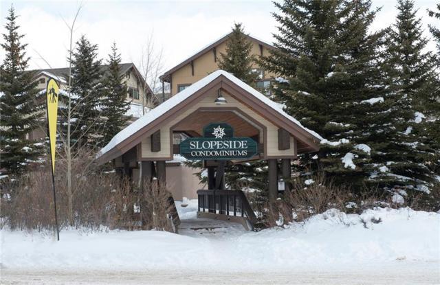 1211 W Keystone Road W #2761, Keystone, CO 80435 (MLS #S1008589) :: Resort Real Estate Experts