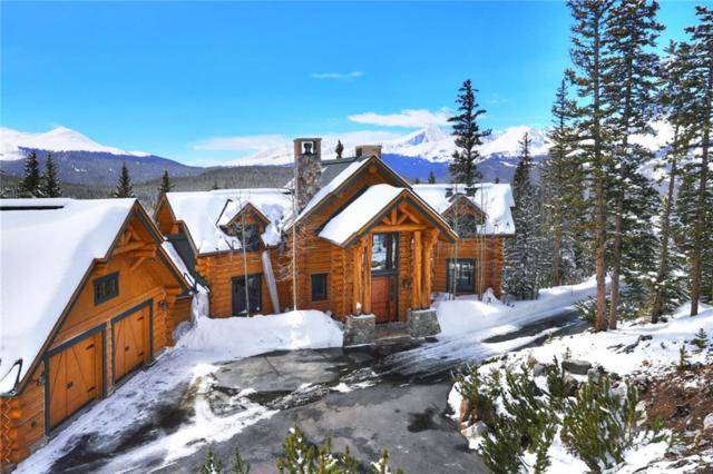831 Miners View Road, Breckenridge, CO 80424 (MLS #S1008613) :: Colorado Real Estate Summit County, LLC