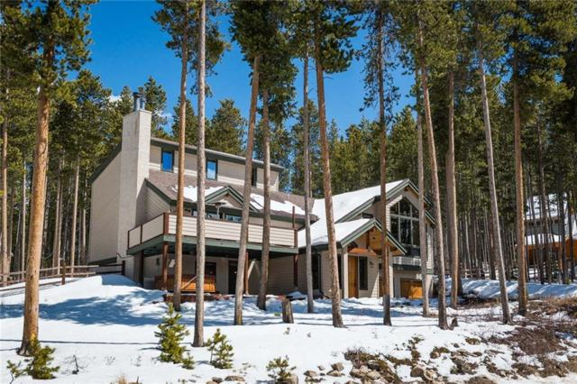 237 Moonstone Road, Breckenridge, CO 80424 (MLS #S1008624) :: Colorado Real Estate Summit County, LLC