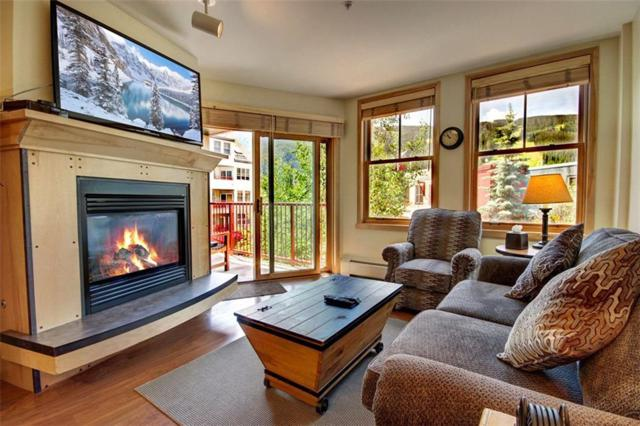 140 Ida Belle Drive #8225, Keystone, CO 80453 (MLS #S1008669) :: Resort Real Estate Experts