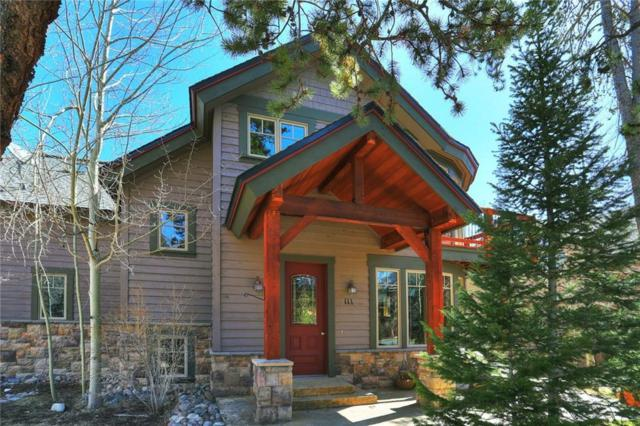 111 Lupine Lane, Frisco, CO 80443 (MLS #S1008722) :: Colorado Real Estate Summit County, LLC