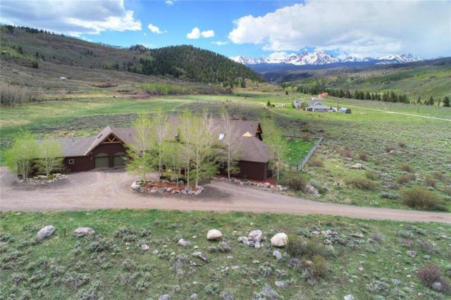223 County Road 2408, Silverthorne, CO 80498 (MLS #S1008787) :: Colorado Real Estate Summit County, LLC