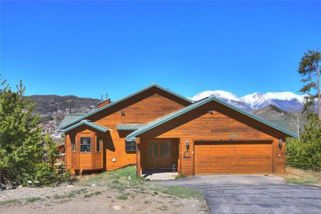 65 Snowberry Way, Dillon, CO 80435 (MLS #S1008893) :: Colorado Real Estate Summit County, LLC