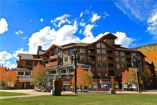 184 Copper Circle #302, Copper Mountain, CO 80443 (MLS #S1008903) :: Resort Real Estate Experts