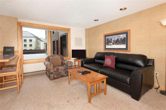 535 S Park Avenue S #227, Breckenridge, CO 80424 (MLS #S1008956) :: Resort Real Estate Experts