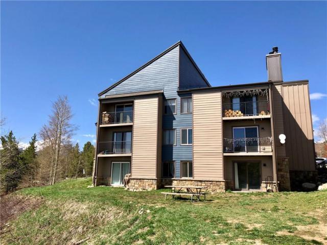 3481 Ryan Gulch Road #3481, Silverthorne, CO 80498 (MLS #S1008982) :: Colorado Real Estate Summit County, LLC