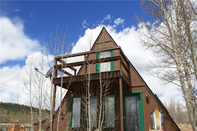 129 Sawmill Lane, Fairplay, CO 80440 (MLS #S1009014) :: Colorado Real Estate Summit County, LLC