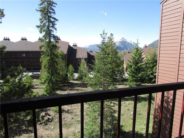 94300 Ryan Gulch Road #403, Silverthorne, CO 80498 (MLS #S1009027) :: Colorado Real Estate Summit County, LLC
