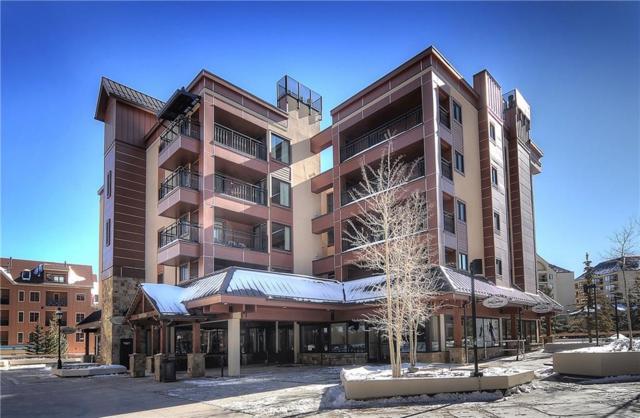 655 S Park Avenue S #205, Breckenridge, CO 80424 (MLS #S1009039) :: Colorado Real Estate Summit County, LLC