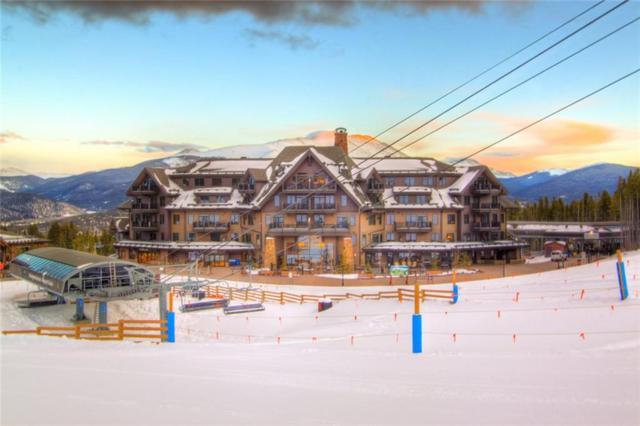 1891 Ski Hill Road #7205, Breckenridge, CO 80424 (MLS #S1009072) :: Colorado Real Estate Summit County, LLC