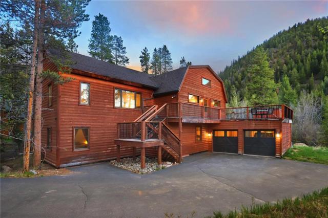 94 Last Chance Lane, Keystone, CO 80435 (MLS #S1009087) :: Colorado Real Estate Summit County, LLC