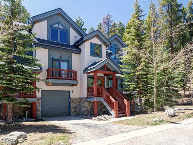 33 Tall Pines Drive 13 B, Breckenridge, CO 80424 (MLS #S1009095) :: Colorado Real Estate Summit County, LLC