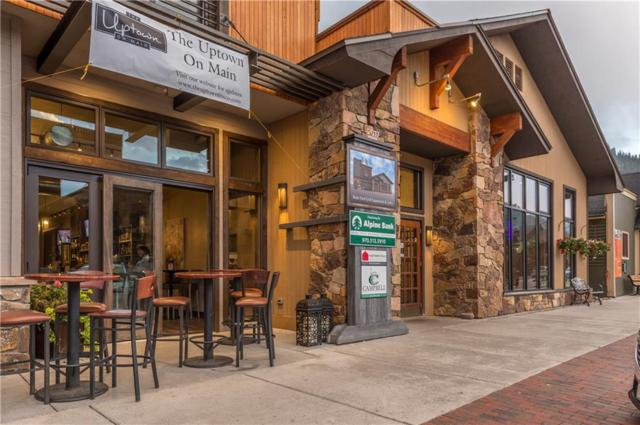 304 E Main Street E #0, Frisco, CO 80443 (MLS #S1009112) :: Colorado Real Estate Summit County, LLC