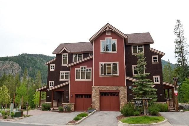188 Tip Top Trail #6559, Keystone, CO 80435 (MLS #S1009115) :: Colorado Real Estate Summit County, LLC