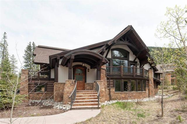 10 Wolf Rock Road, Keystone, CO 80435 (MLS #S1009134) :: Colorado Real Estate Summit County, LLC