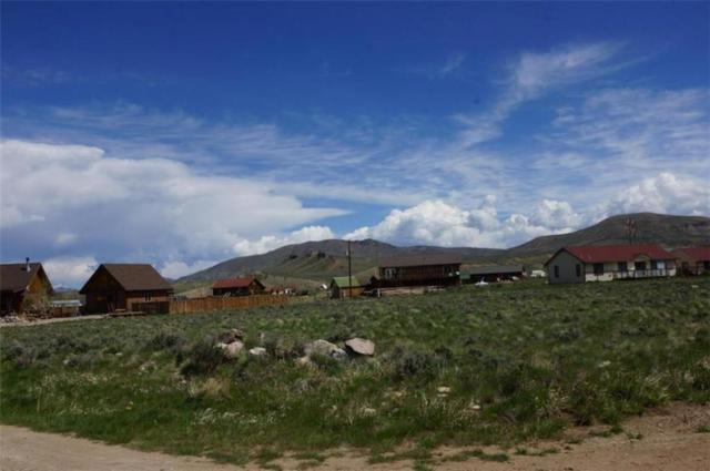 41 Gcr 1017, Kremmling, CO 80459 (MLS #S1009144) :: Colorado Real Estate Summit County, LLC