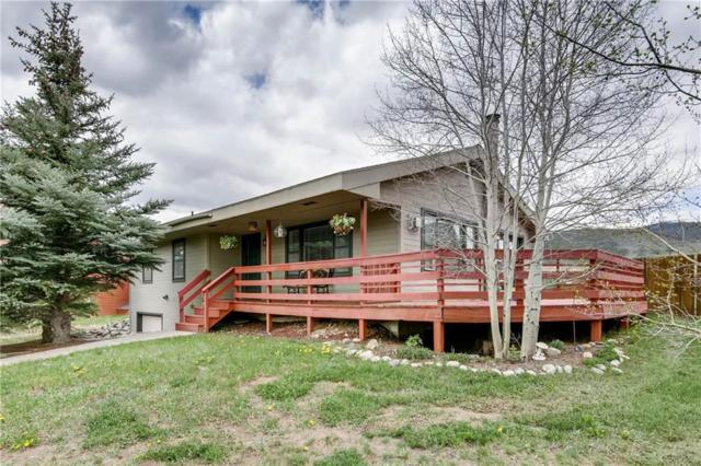 454 Summit Drive, Dillon, CO 80435 (MLS #S1009153) :: Colorado Real Estate Summit County, LLC
