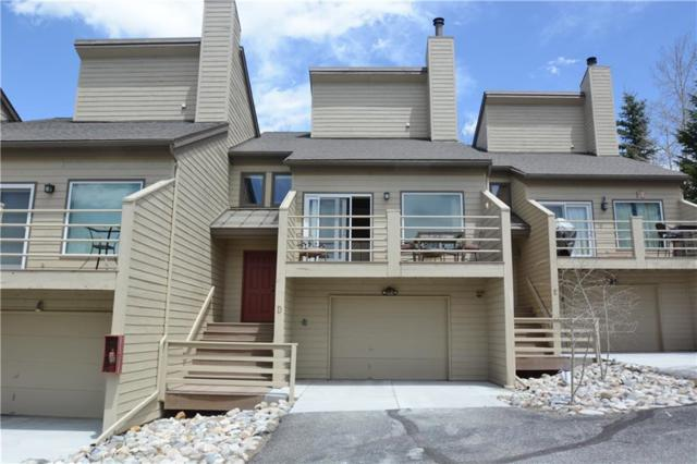 111 Corinthian Circle D, Dillon, CO 80435 (MLS #S1009180) :: Colorado Real Estate Summit County, LLC