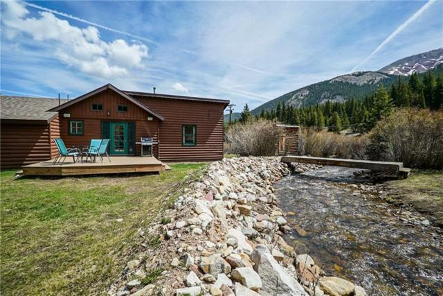 3872 State Highway 9, Breckenridge, CO 80424 (MLS #S1009187) :: Resort Real Estate Experts