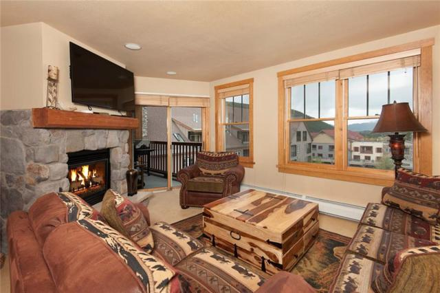 100 Dercum Square #8399, Keystone, CO 80435 (MLS #S1009188) :: Colorado Real Estate Summit County, LLC