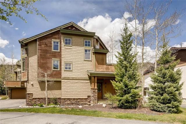 22 Rasor Drive #22, Keystone, CO 80435 (MLS #S1009190) :: Colorado Real Estate Summit County, LLC