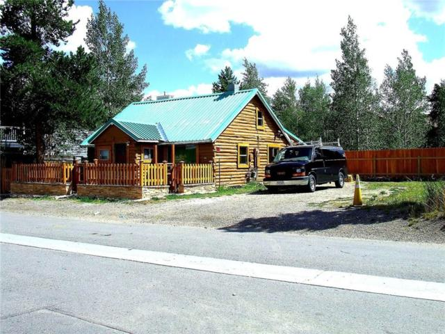 413 Granite Street, Frisco, CO 80443 (MLS #S1009191) :: Colorado Real Estate Summit County, LLC