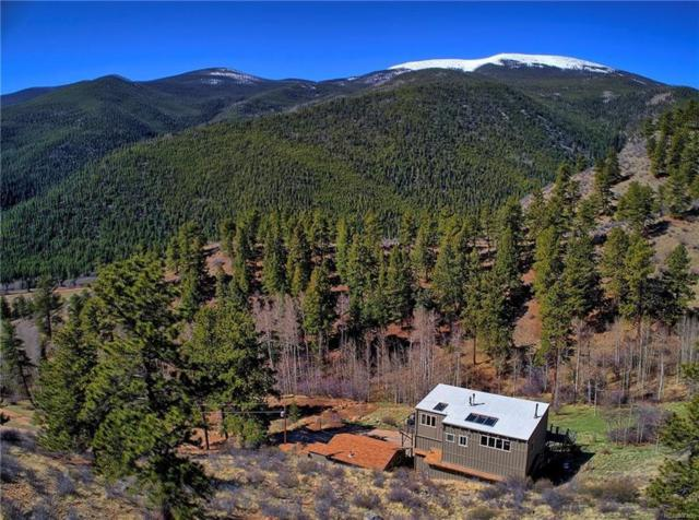 50389 Hwy 285, GRANT, CO 80448 (MLS #S1009215) :: Colorado Real Estate Summit County, LLC